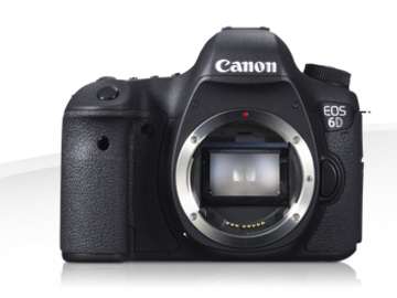 Udlejer: Canon EOS 6D