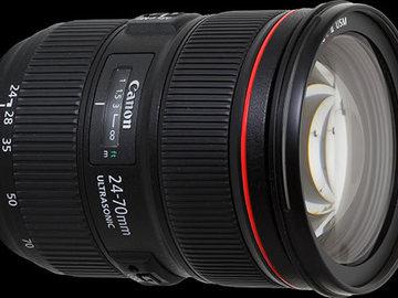 Udlejer: Canon 24-70 F/2.8 II USM