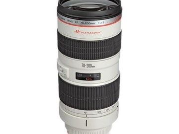Udlejer: Canon 70-200 F/2.8 IS USM