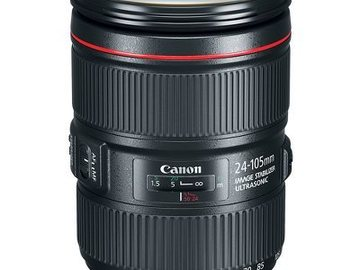 Vermieter: Canon EF 24-105mm f/4L IS USM