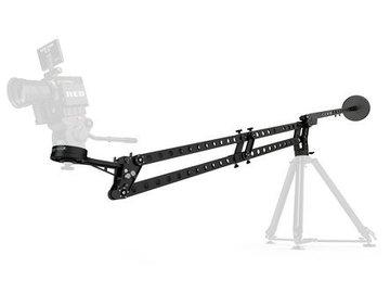 Udlejer: Slidekamera Road JIB Pro Camera Crane + HST-2 Tripod