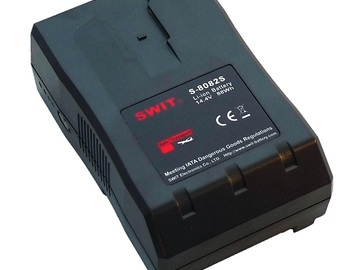 Udlejer: SWIT S-8082S 95Wh LI-ION Batteri