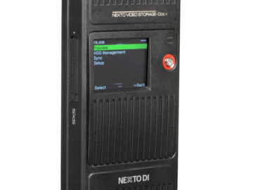 Udlejer: NEXTO DI NVS2801-Plus Video Storage Device