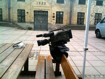 V-Bag Kamera Mount