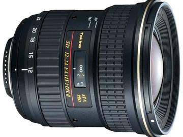 Udlejer: TOKINA ATX PRO 12-24mm