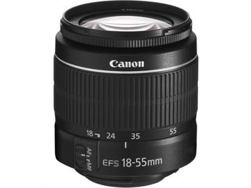 Udlejer: CANON EFS 18-55mm
