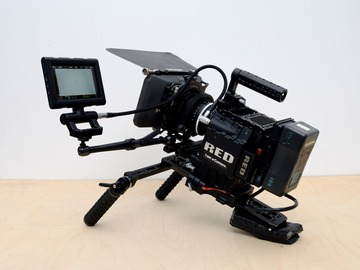 Udlejer: RED EPIC 5K (COMPLETE PACKAGE)