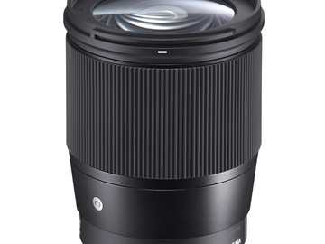 Udlejer: Sigma 16mm F/1,4 – Sony E-mount