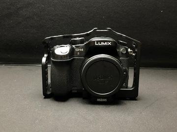 Udlejer: Panasonic Lumix GH4 (PAKKE)