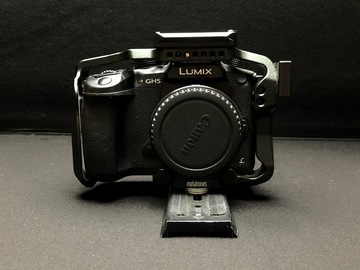 Udlejer: Panasonic Lumix GH5
