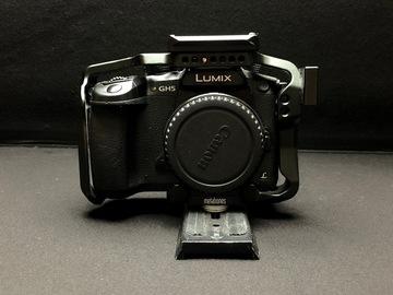 Udlejer: Panasonic Lumix GH5 (PAKKE)
