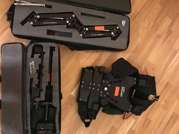 Udlejer: Steadycam + Arm and vest