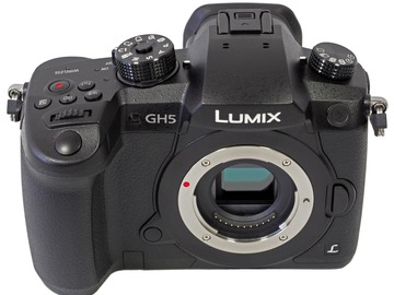 Udlejer: Panasonic Lumix GH5 VLOC inkl 14-140mm MFT Lens