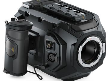 Udlejer: Blackmagic Ursa Mini 4.6k Canon EF