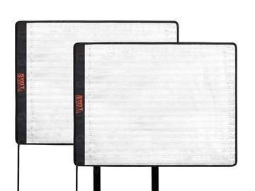 Udlejer: SWIT S-2610 100W Flexible BI-Color SMD LED Light - 2 stk.
