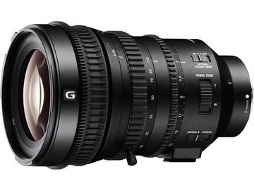 Udlejer: Sony E 4/PZ 18-110 G OSS optik