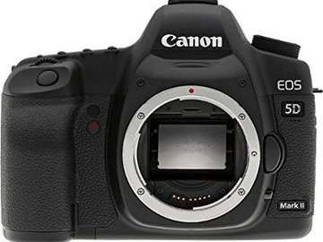 Udlejer: Canon 5D Mark II