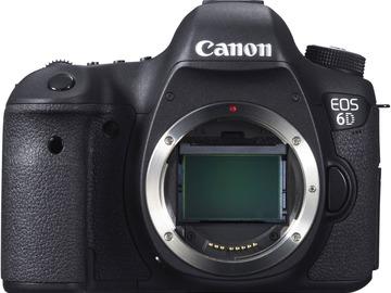 Udlejer: Canon 6D MK-I