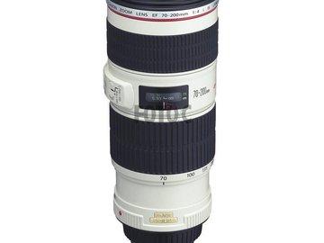Udlejer: Canon EF 70-200mm f/4L USM