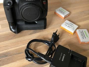 Lender: Canon T5i / 700D Rig