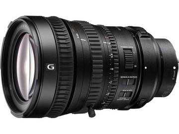 Udlejer: Sony FE PZ 28-135mm F/4 G
