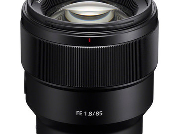Udlejer: Sony FE 85mm F1.8