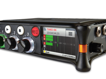 Udlejer: SOUND DEVICES MIXPRE 3 RECORDER