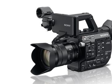 Udlejer: Sony FS5 Camera (Body only)