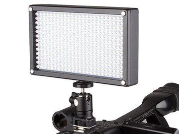 Udlejer: SWIT CAM LIGHT (S-2220C) LED