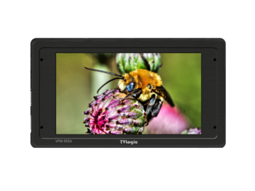 """Udlejer: TVLOGIC 5.5"""" OLED VIEWFINDER MONITOR"""