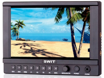Udlejer: SWIT 7' Full HD LCD Monitor