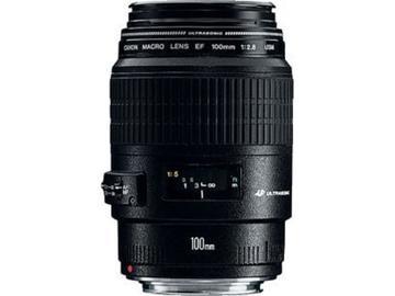Udlejer: Canon EF 100mm f/2.8 Macro USM