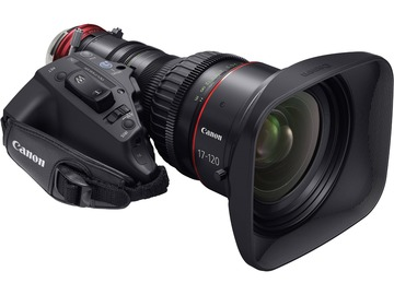 Udlejer: Canon CN-E 18-80mm T4.4 + Canon ZSG-C10 Zoom Grip