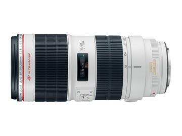 Udlejer: CANON EF70-200MM F/2.8L IS II USM