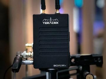 Udlejer: Teradek Bolt XT - Wireless Video