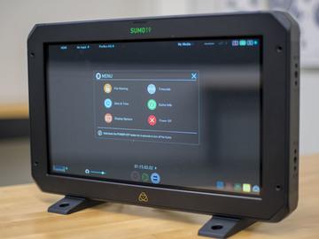 """Udlejer: Atomos SUMO 19"""" Monitor Recorder"""
