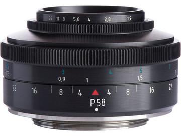 Udlejer: Meyer Optic Gorlitz 58mm f1.9