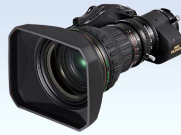 "Udlejer: Fujinon 19x 2/3"" - Broadcast optik"