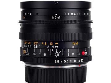 Udlejer: Leica R 19mm f2.8 v2