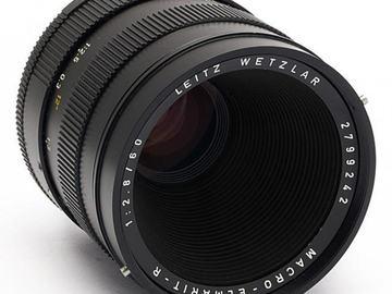 Udlejer: Leica R 60mm f2.8 - Makro