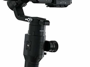 Udlejer: DJI Ronin - S + focus wheel