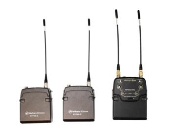 Udlejer: WisyCom microport set, 2x MTP40s + 2x DPA 6060 + MPR52
