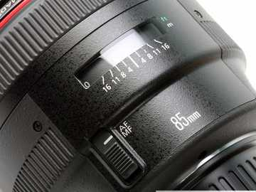 Udlejer: Canon EF 85mm f/1.2 L II USM Lens