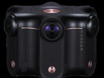 """Lender: VR kamerapakke 8K 3D Kandao Obsedian """"R"""""""