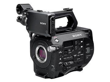 Lender: Sony FS-7 + objektiv + batt og kort 2x128gb + monopod