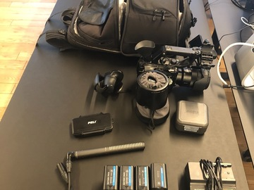 Udlejer: FS5 - Ready to Shoot Pack