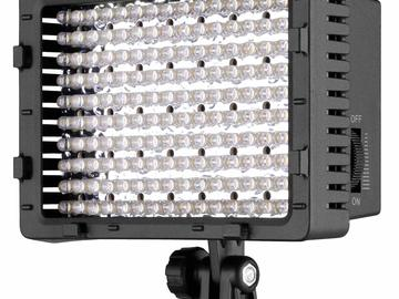 Udlejer: NEEWER 160 LED Dimmable Light CN-160