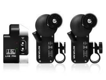 Lender: PDMOVIE LIVE PRO Thumb Wheel Controller Follow Focus Kit