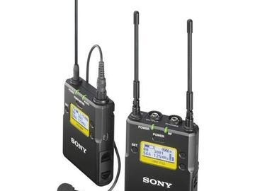 Lender: Sony UWP-D11 - Clips-mic. trådløs RX/TX