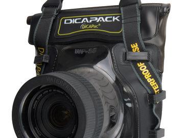 Lender: DiCAPac WP-S10 Vandtæt Case